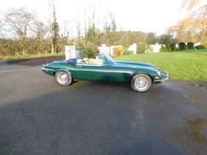 1972 SOLD, I WANT TO BUY YOUR E TYPE