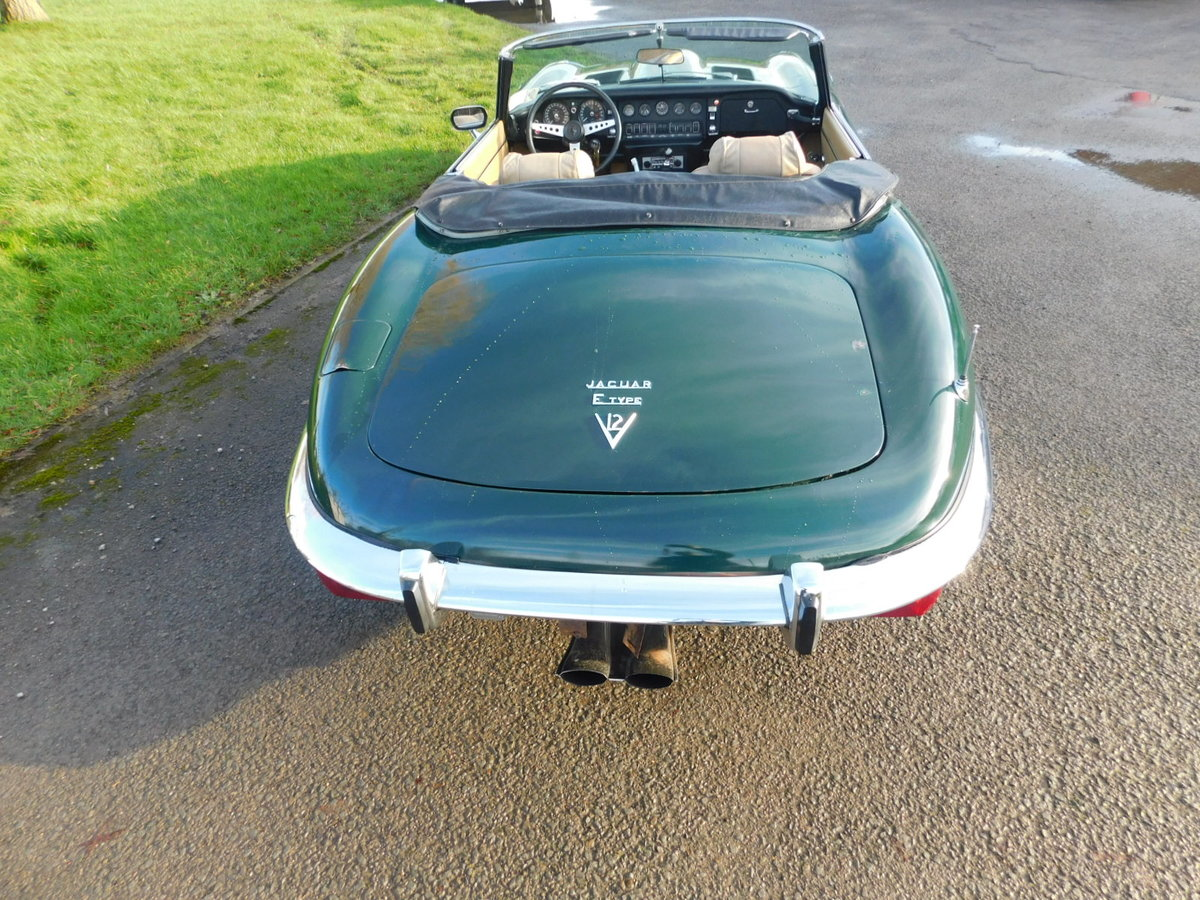 1972 SOLD, I WANT TO BUY YOUR E TYPE For Sale (picture 3 of 6)