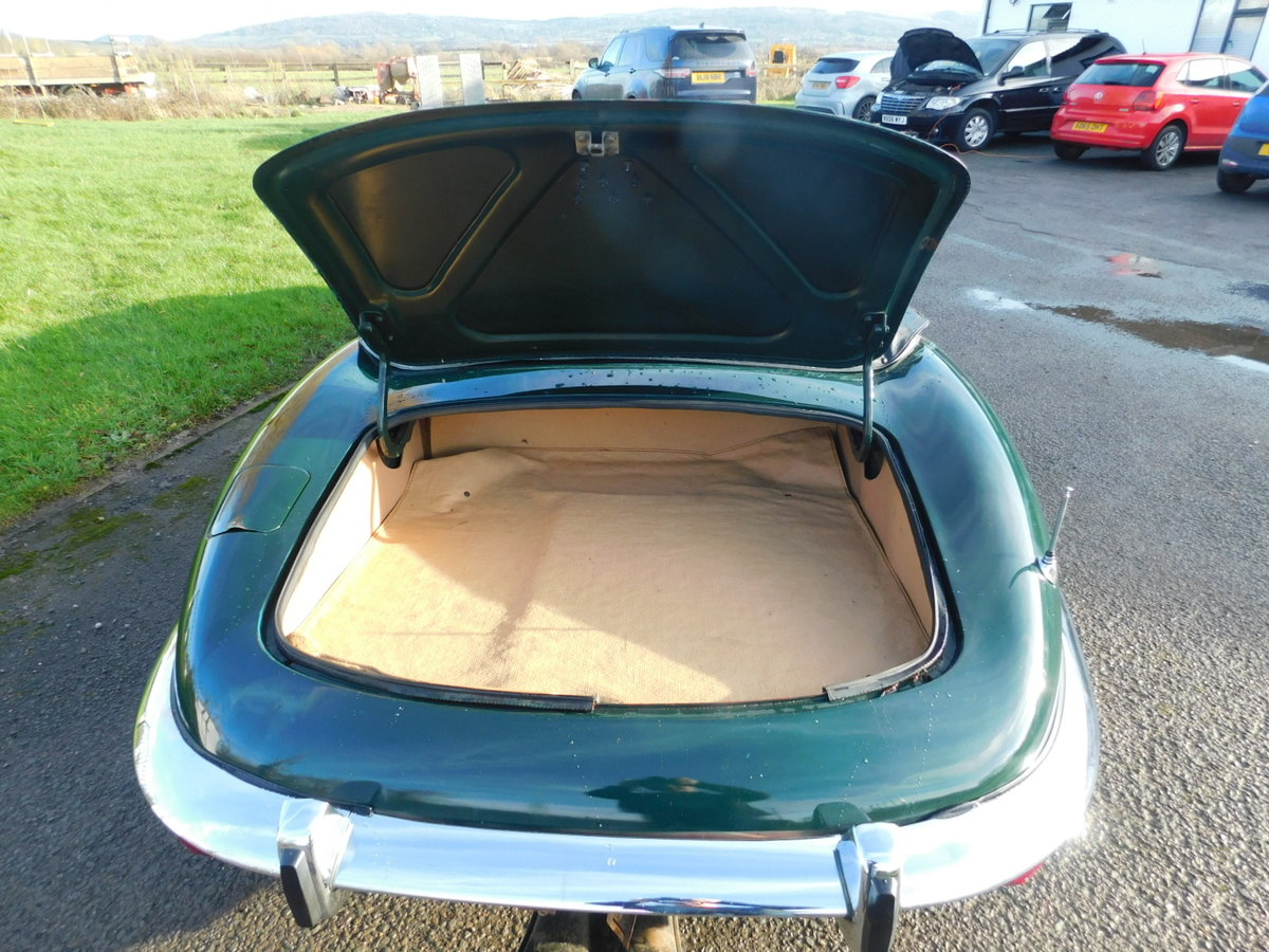 1972 SOLD, I WANT TO BUY YOUR E TYPE For Sale (picture 5 of 6)