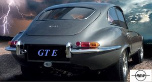 1965 Electric Jaguar E Types - Available 2020 For Sale