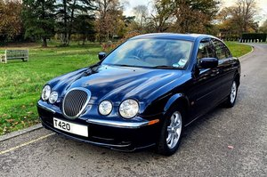 1999 Jaguar S-Type 3.0 V6 Petrol Auto 1 Owner FSH  For Sale