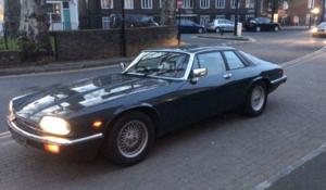 1990 Rare 3.6 Manual pre-facelift jaguar XJS For Sale