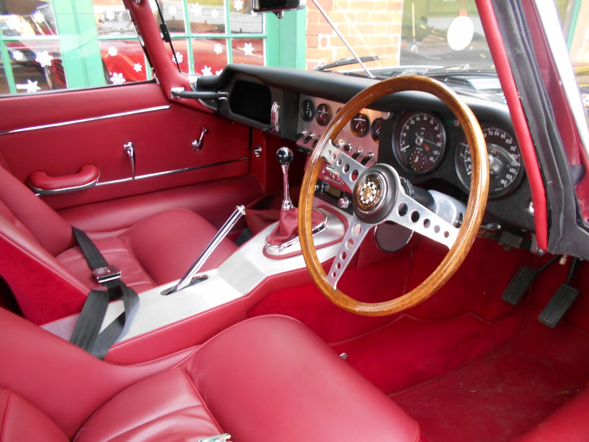 1962 Jaguar E-Type Roadster 3.8  For Sale (picture 5 of 6)