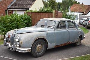 1957 Jaguar Mk1 3.4 mod