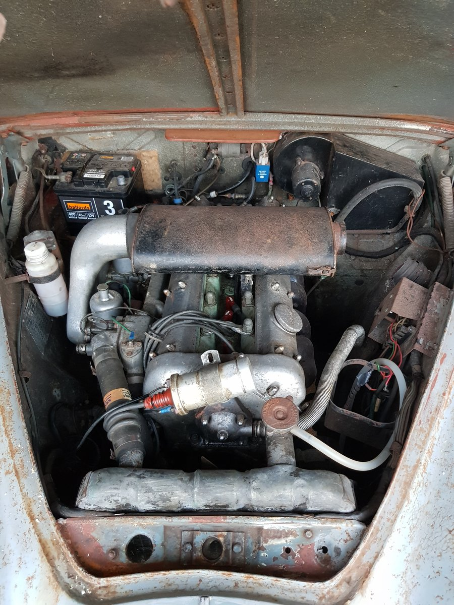 1957 Jaguar Mk1 3.4 mod  For Sale (picture 4 of 6)