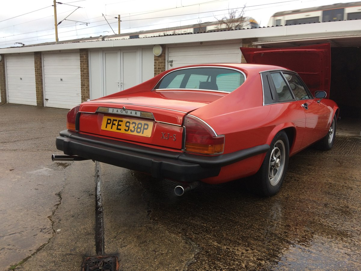 Jaguar XJ-S Pre-HE V12 Coupe 1976 *SOLD* SOLD   Car And Classic