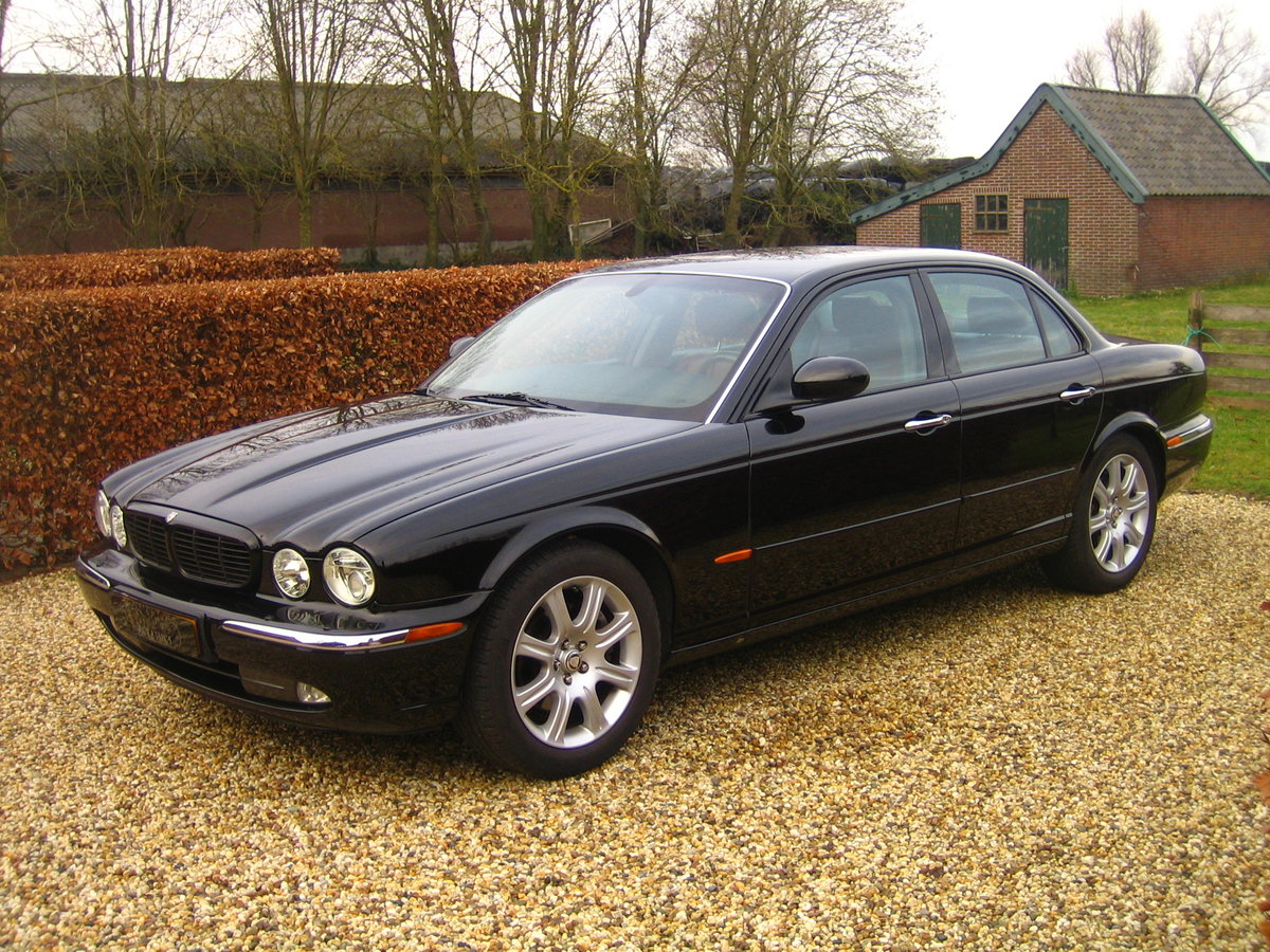 2006 Jaquar XJ8 3.5 ltr. LHD Perfect Condition For Sale (picture 3 of 6)