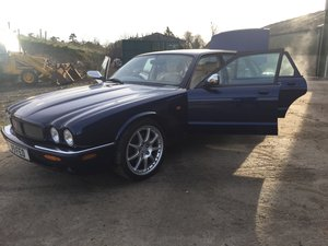 2002 Jaguar XJR For Sale
