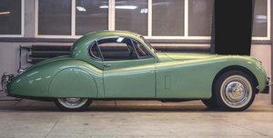 1952 Jaguar XK120 FHC 17 Jan 2020 For Sale by Auction