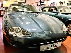 2000 Jaguar XK8 4.0 V8 Auto Coupe  - Ultimate Showroom Condition! For Sale