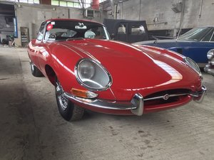 1963 Jaguar E-TYPE SERIE 1 FHC  For Sale