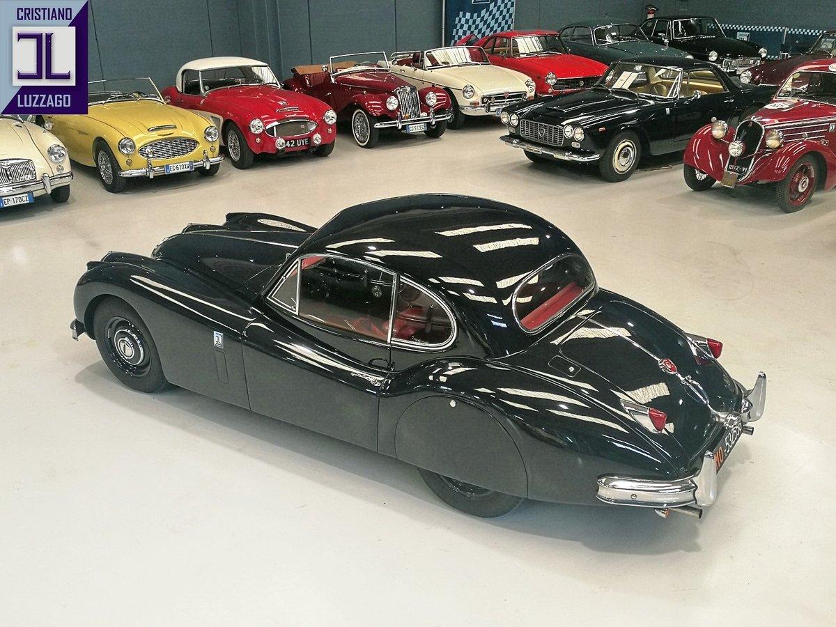1956 RARE 1 OF 843 JAGUAR XK 140 FHC RHD euro 89.800 For Sale (picture 2 of 6)