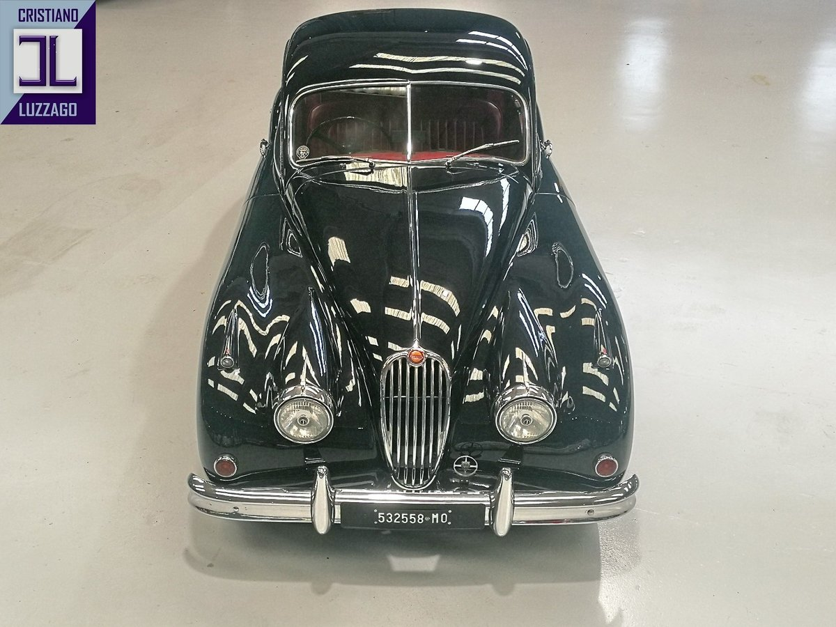 1956 RARE 1 OF 843 JAGUAR XK 140 FHC RHD PRODUCED For Sale (picture 3 of 6)