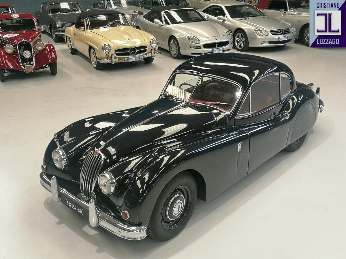 1956 RARE 1 OF 843 JAGUAR XK 140 FHC RHD PRODUCED For Sale (picture 4 of 6)
