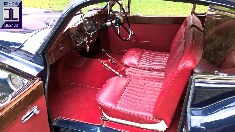 1956 RARE 1 OF 843 JAGUAR XK 140 FHC RHD PRODUCED For Sale (picture 5 of 6)