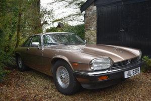 Lot 25 - A 1986 Jaguar XJS 3.6 Coupé - 09/02/2020 For Sale by Auction