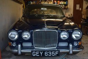 Lot 3 - A 1967 Jaguar 420 - 09/02/2020 SOLD by Auction