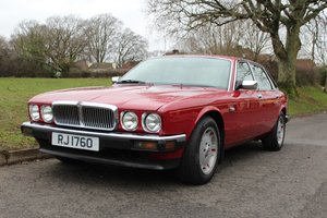 Jaguar XJ6 4.0 Auto 1990 - To be auctioned 31-01-20 For Sale by Auction