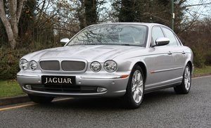 XJ6 (2004) LOW MILES - FSH. SORRY, NOW SOLD