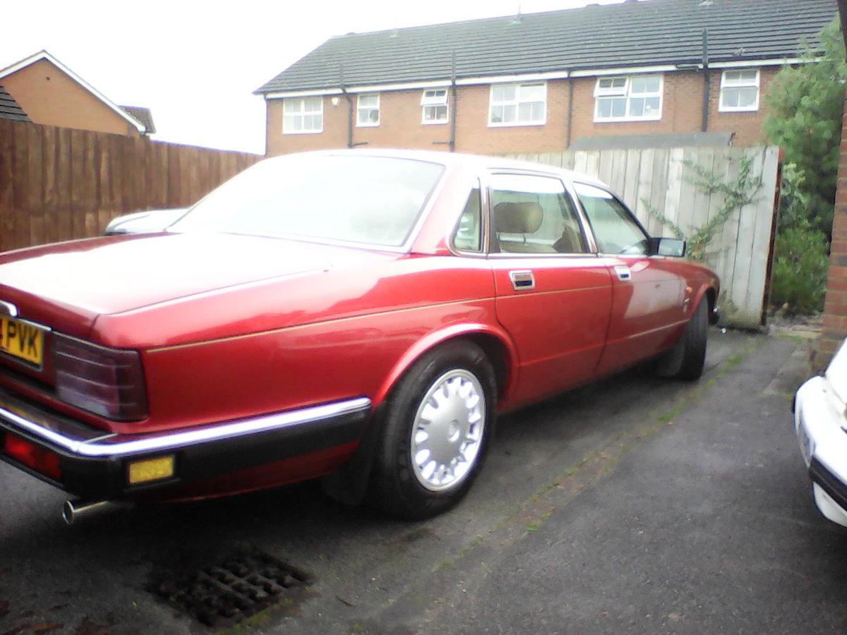 1993 JAGUAR XJ40 only 54.000 miles show car mint For Sale (picture 2 of 6)