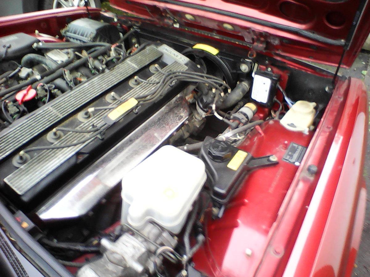 1993 JAGUAR XJ40 only 54.000 miles show car mint For Sale (picture 5 of 6)