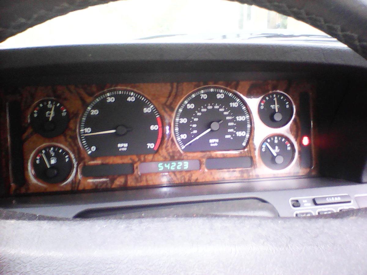 1993 JAGUAR XJ40 only 54.000 miles show car mint For Sale (picture 6 of 6)