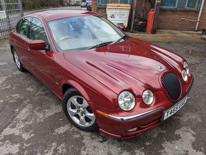 1999 Jaguar S Type 3.0 V6 SE low mileage For Sale