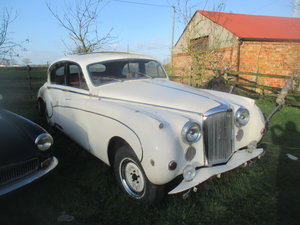 1960 Jaguar  Mk9 3.8 litre automatic for full restoration