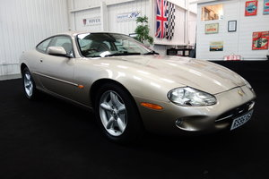 1998 Jaguar XK8 4.0 Very good condition and 67'000 miles SOLD