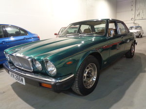 1981 Jaguar xj6 3.4 auto - 25,000 miles -2 owners !! For Sale