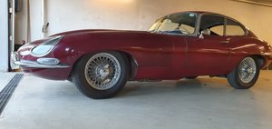 1966 Jaguar type E one série 4,2l French registration For Sale