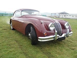 1957 Jaguar XK150 3.4  For Sale by Auction
