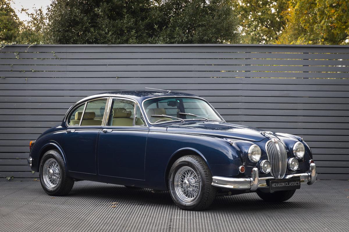 1965 Jaguar MK 2 3.8 SOLD (picture 1 of 22)
