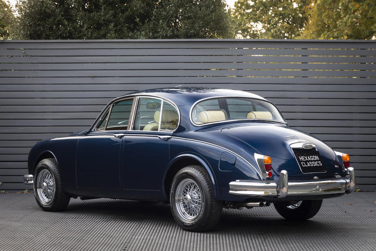 1965 Jaguar MK 2 3.8 SOLD (picture 2 of 22)