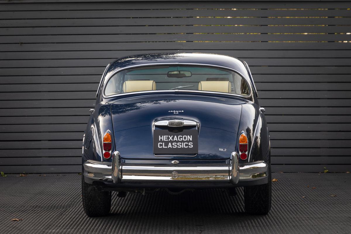 1965 Jaguar MK 2 3.8 SOLD (picture 4 of 22)