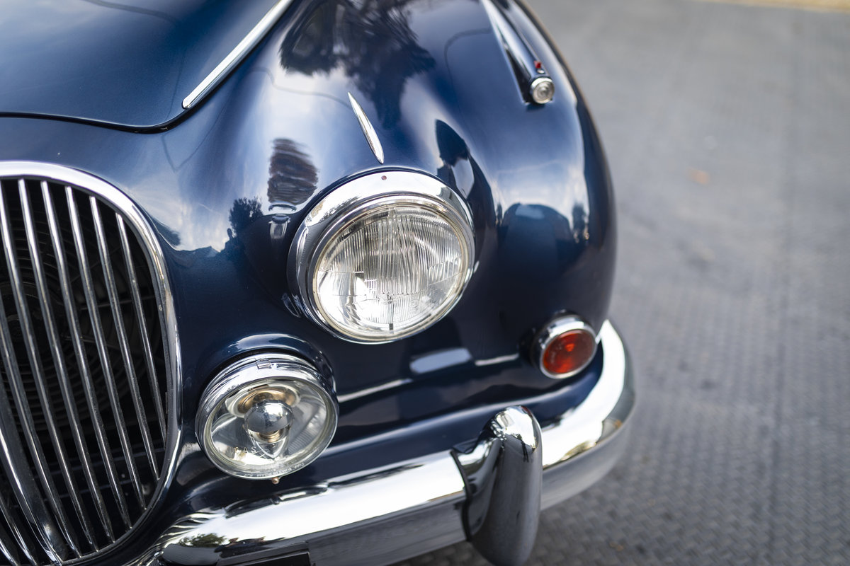 1965 Jaguar MK 2 3.8 SOLD (picture 5 of 22)