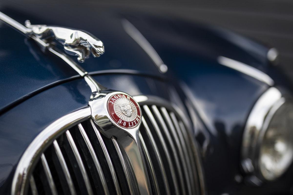 1965 Jaguar MK 2 3.8 SOLD (picture 7 of 22)