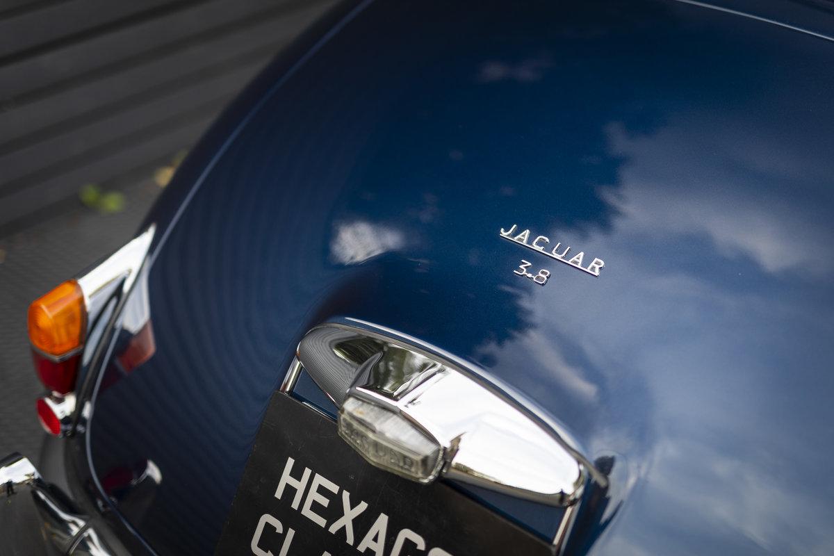 1965 Jaguar MK 2 3.8 SOLD (picture 9 of 22)