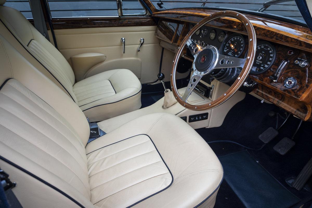 1965 Jaguar MK 2 3.8 SOLD (picture 12 of 22)