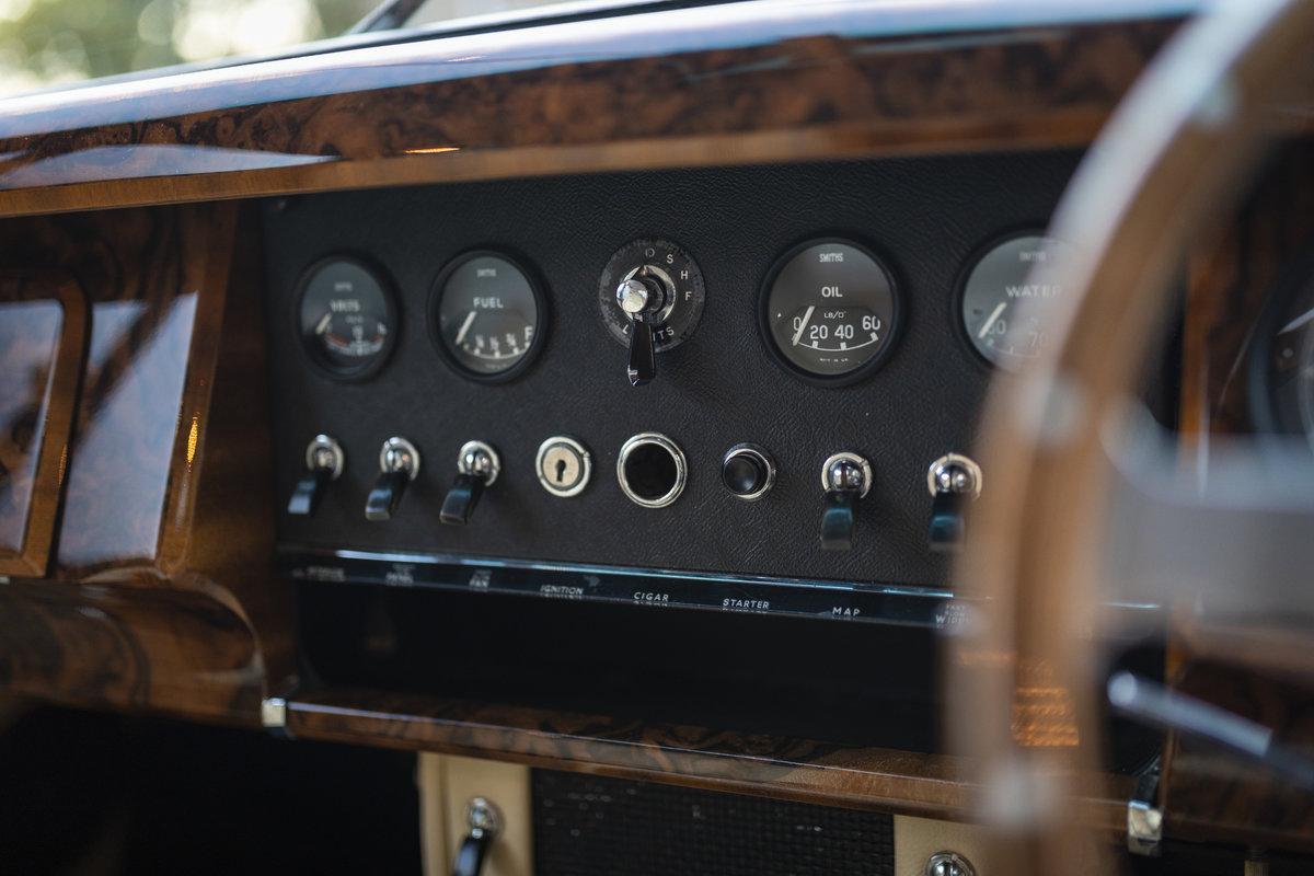 1965 Jaguar MK 2 3.8 SOLD (picture 15 of 22)