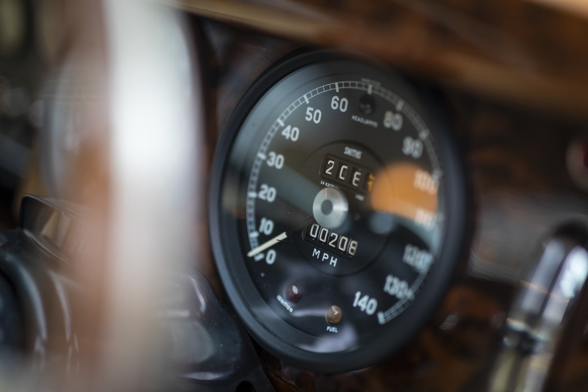 1965 Jaguar MK 2 3.8 SOLD (picture 20 of 22)