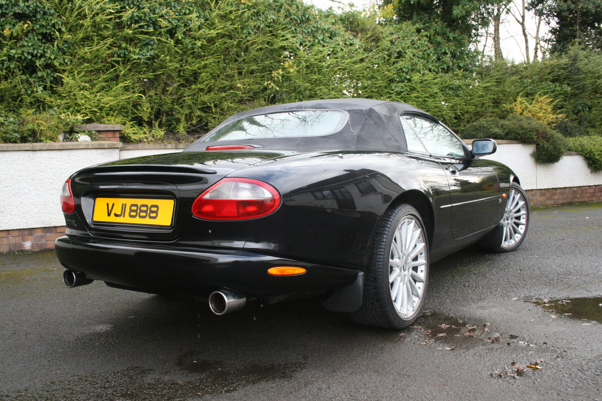 1998 xk8 convertable low mileage For Sale (picture 2 of 6)