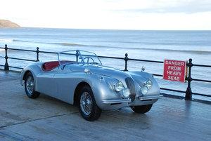 Picture of 1954 Jaguar XK 120 OTS SE For Sale