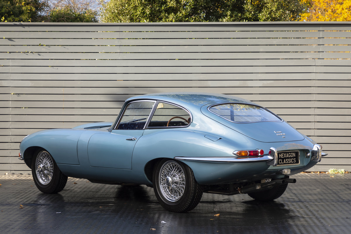 1965 Jaguar E Type 4.2 Series I ONLY 10400 MILES For Sale (picture 2 of 23)