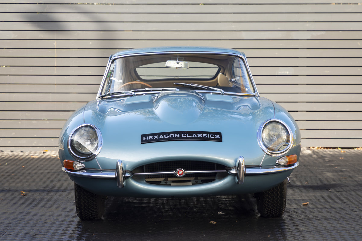 1965 Jaguar E Type 4.2 Series I ONLY 10400 MILES For Sale (picture 4 of 23)