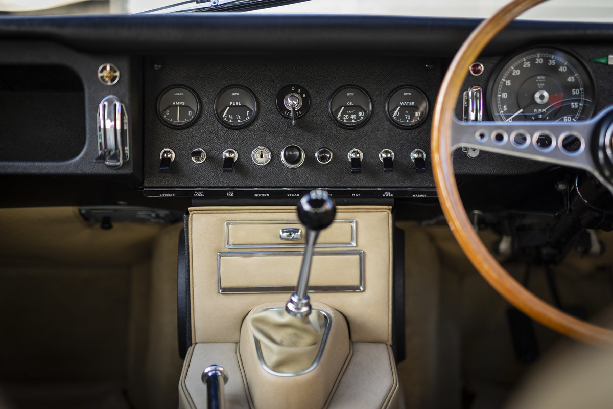 1965 Jaguar E Type 4.2 Series I ONLY 10400 MILES For Sale (picture 8 of 23)