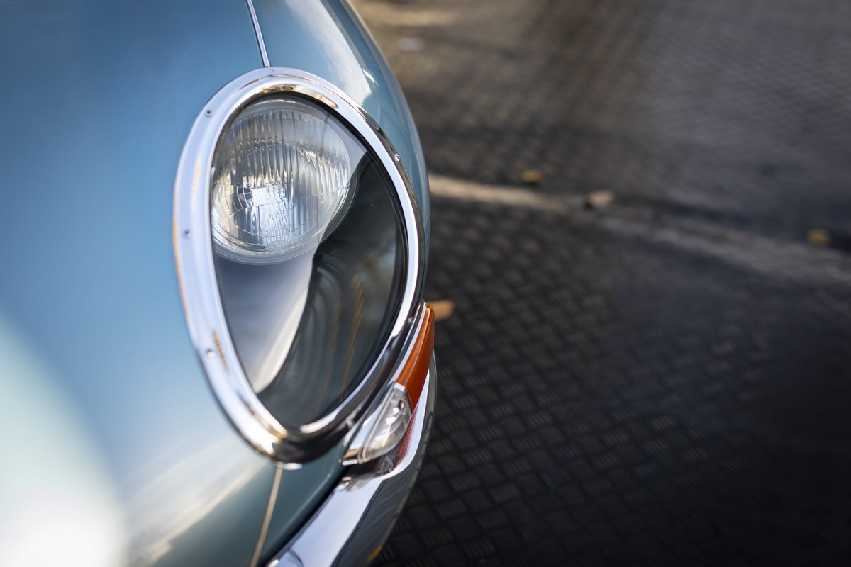 1965 Jaguar E Type 4.2 Series I ONLY 10400 MILES For Sale (picture 15 of 23)