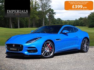 2018 Jaguar  F-TYPE  R 5.0 V8 SUPERCHARGED AWD COUPE 2019 MODEL 8
