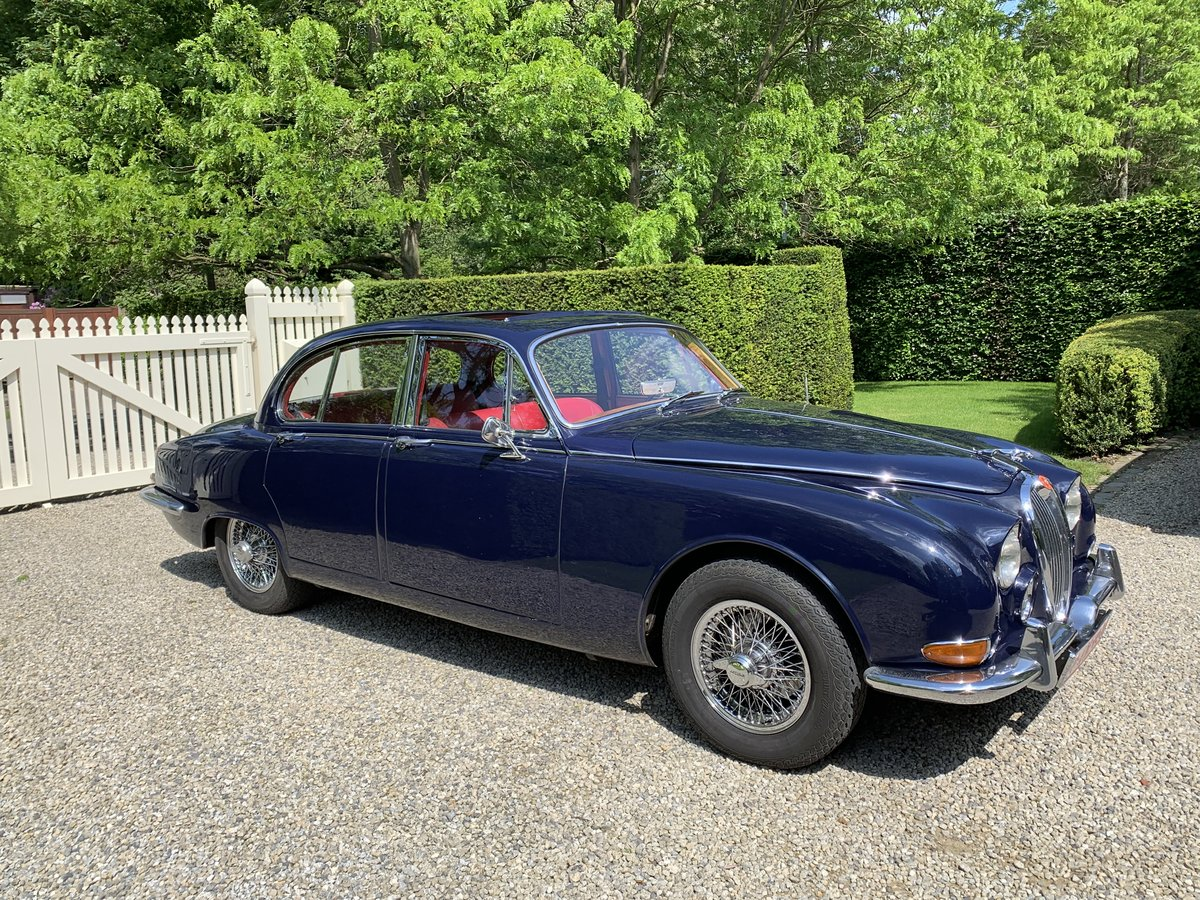 Jaguar S-type 3.4 S Automatic 1965 LHD Dutch car For Sale (picture 1 of 6)