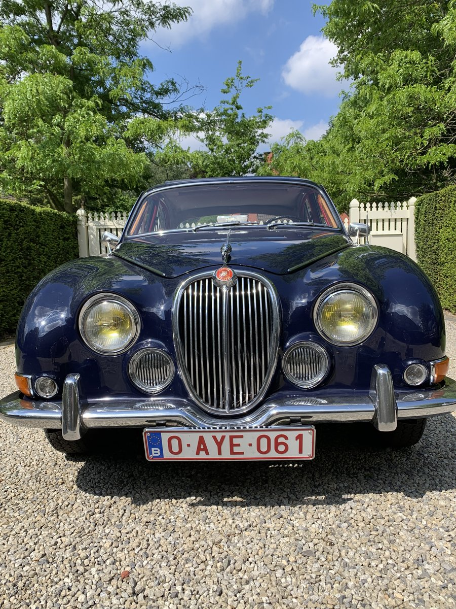 Jaguar S-type 3.4 S Automatic 1965 LHD Dutch car For Sale (picture 5 of 6)